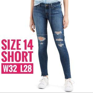 Women's LEVI 535 Super Skinny Jeans